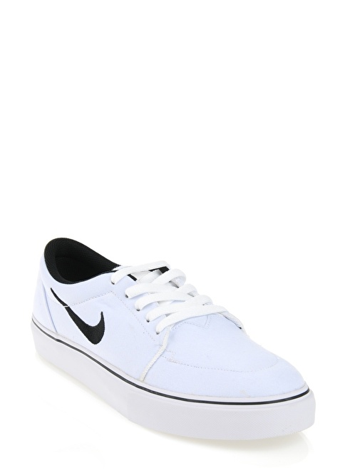 Nike Erkek Nike Satire Canvas White Black White Black Morhipo